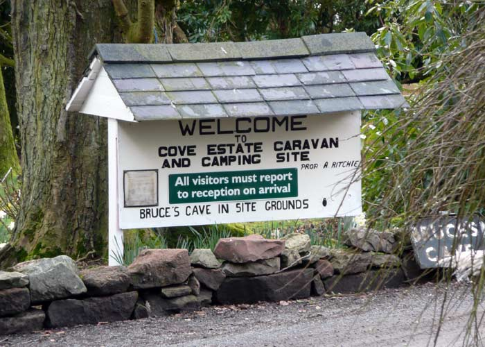 Cove Estate Caravan and Camping Site