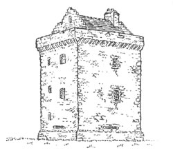 Cove House formerly Dunskellie Castle
